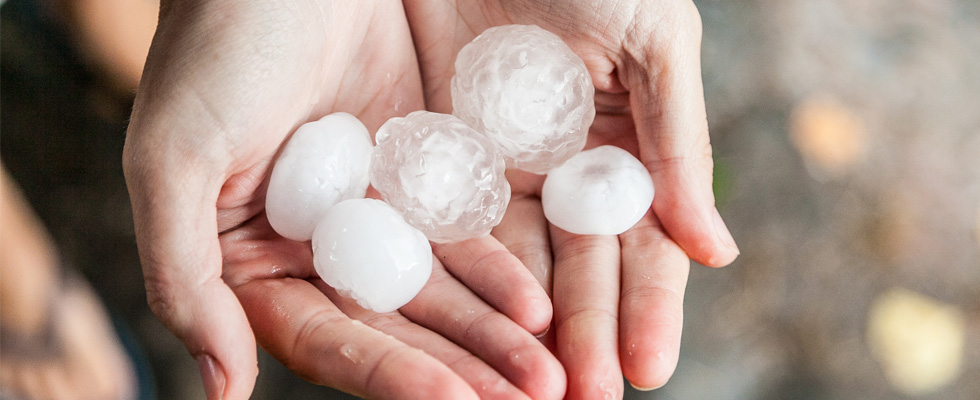 Don't Wait to Get Hail Damage Fixed